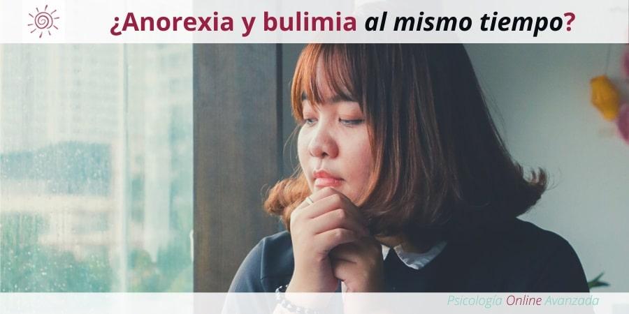Se puede tener anorexia y bulimia al mismo tiempo, Mala alimentación, Alimentación, Bajo peso, Obesidad, Anorexia, Bulimia, Atracón, Anorexia Nerviosa, Purgas, Ejercicio Excesivo, Vomito Inducido, Comer en exceso.