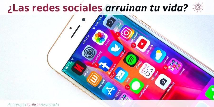 Cómo las redes sociales podrían estar arruinando tu vida - ¡Y cómo solucionarlo!, Ansiedad, Pensamiento, Técnicas de relajación, Hogar, Terapia Online.