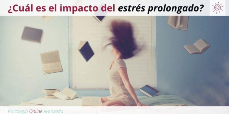 ¿Cuál es el impacto del estrés prolongado?, Estrés, Meditación, Controlar el estrés, Ansiedad, Meditación, Terapia Online, Relajación.