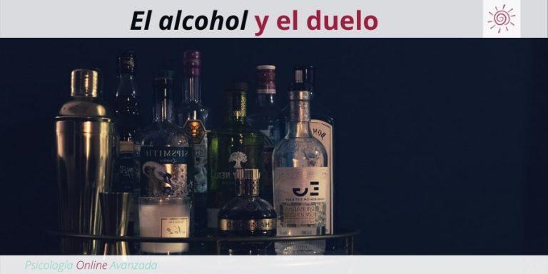 El alcohol y el duelo, Superar el duelo, Dolor, Pérdida, Depresión, Negación, Ira, Aceptación, Ciclo, Proceso, Esperanza, Superación