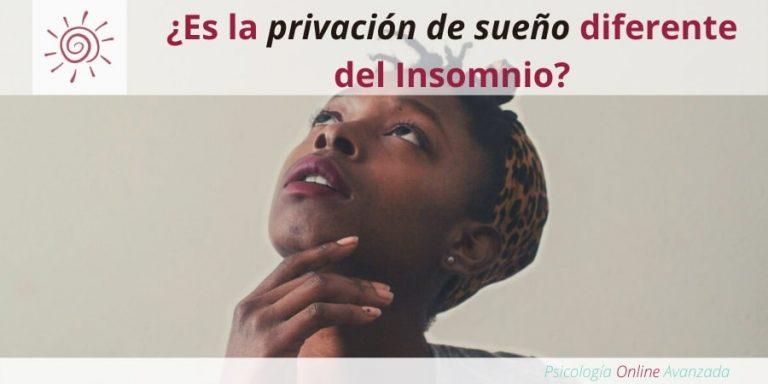 Privación de sueño, falta de sueño, Terapia online, Beneficios del sueño, Insomnio, Dormir mejor, Sueño reparador, mejorar el sueño