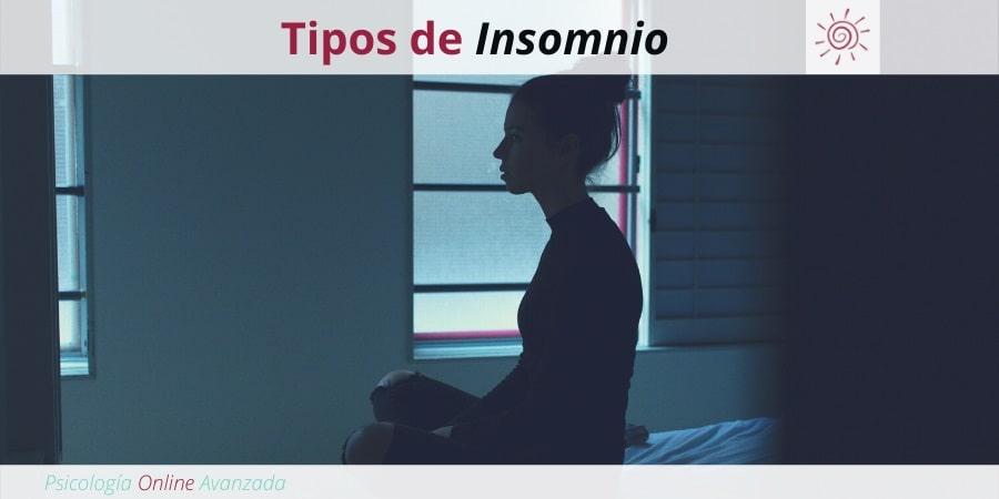 Tipos de insomnio, falta de sueño, Terapia online, Beneficios del sueño, Insomnio, Dormir mejor, Sueño reparador, mejorar el sueño