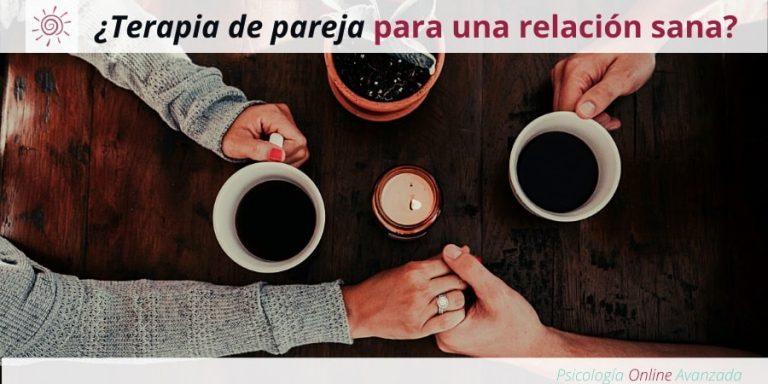Una relación sana también se beneficia de la terapia de pareja, Problemas de pareja, Resolución de conflictos, Respeto mutuo, Infidelidad, Terapia de pareja, Terapia Online, Confianza, Pareja, Matrimonio, Relación
